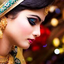 wedding bridal makeup artist in lucknow