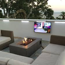 patio heaters and electric fireplaces