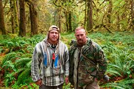 TV with Thinus: BREAKING. Dave Canterbury and Cody Lundin from Dual Survival  on Discovery in South Africa to film episodes in KZN and Botswana.
