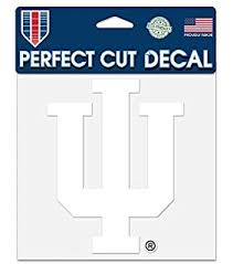 Amazon Com Craftique Indiana Decal Sports Outdoors