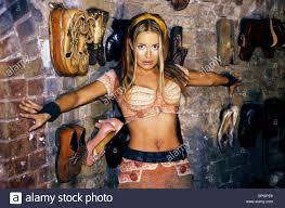 XENIA SEEBERG LEXX (1999 Stock Photo - Alamy
