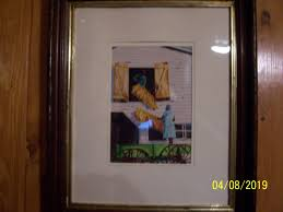 """Ivy Hayes """"STORING DAY"""" print or painting   Collectors Weekly"""