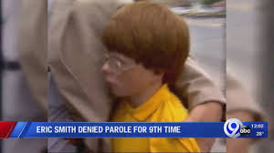 Eric Smith denied parole for ninth time - YouTube
