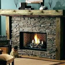 images of rustic fireplace mantels