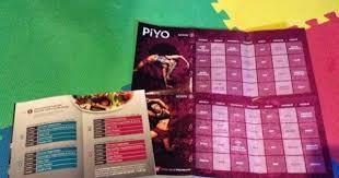 piyo workout kit tor