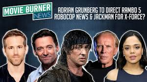Adrian Grunberg To Direct Rambo 5? Peter Weller Returning As ...