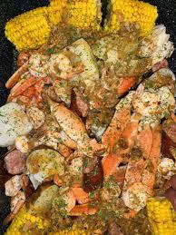 Garlic Butter Seafood Boil Sauce ...