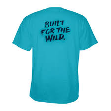 Yeti Built For The Wild Pocket T Shirt Safford Trading Company