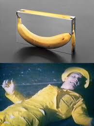 La banana di Maurizio Cattelan secondo Roberto Ago