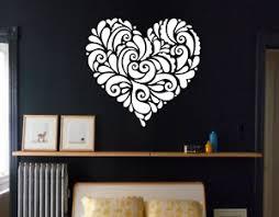art bedroom vinyl decals v215