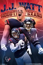 Nfl Houston Texans J J Watt 19