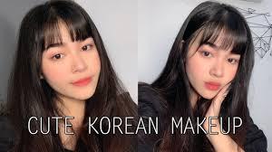 cute korean makeup s saubhaya makeup