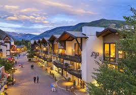 vail lodging vail luxury resorts