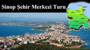 Sinop Şehir Merkezi Turu (1080p 60 fps) - YouTube