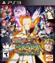 Amazon.com: Naruto Shippuden: Ultimate Ninja Storm Revolution ...