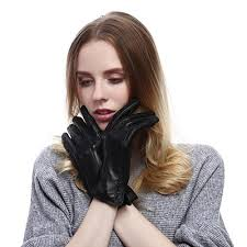 22 most wanted black leather gloves