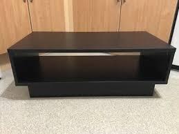 argos home black cube storage sideboard