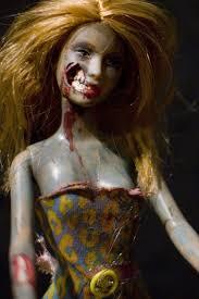 undead zombie barbie zombie dolls
