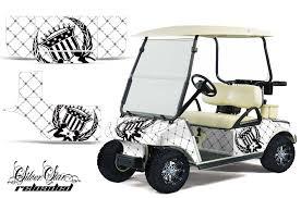 Golf Cart Graphic Kits