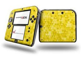 Solids Collection Yellow Decal Style Vinyl Skin Fits Nintendo 2ds Newegg Com
