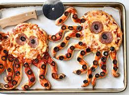 Octopus Pizza - Super Simple