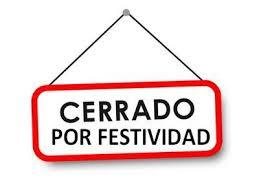 Mañana estaremos cerrados por festivo... - Almacenes Canducho | Facebook