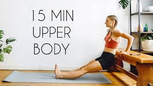 intense at home upper body workout no