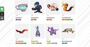▷ 33 + pokedex hoenn pokemon