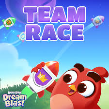 Angry Birds Dream Blast - Posts