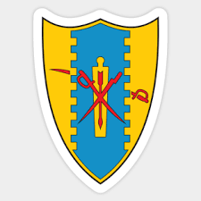 Cavalry Stickers Teepublic