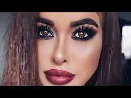 dramatic bold makeup tutorial you