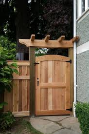 Modern Fence Ideas For Your Backyard With Images Privacy Fence Designs Wooden Garden Gate Cedar Gate