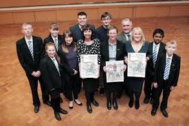 Inspirational artist designs artwork Darlington's new Children and Young  Peoples Plan | The Northern Echo