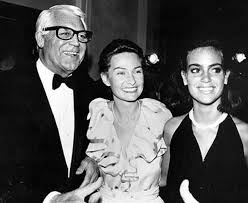 Cary Grant's daughter and former wife talk about his struggles ...