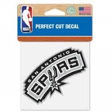 San Antonio Spurs Stickers Decals Bumper Stickers