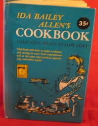 Ida Bailey Allen's Cookbook by Allen, Ida Bailey: Good-plus Perma Gloss  (1948) Later Edition | CS Books and More