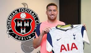 Matt Doherty Signs For Tottenham And ...