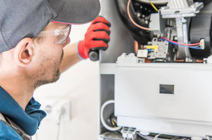 Plano heating repair