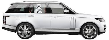 Passenger Series First Order Stormtrooper Fanwraps