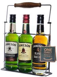 jameson 200ml irish whiskey gift pack