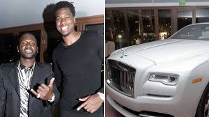 Antonio Brown Invito A Un Rolls Royce A Su Cumpleanos As Com