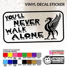 Liverpool Crest Vinyl Sticker Archives Midweek Com