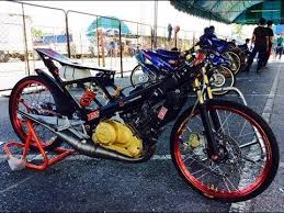 drag racing two stroke 130cc tune up
