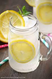 easy homemade lemonade what the fork