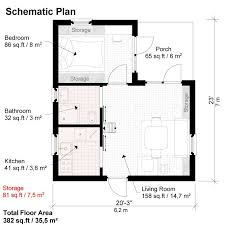 one bedroom house plans peggy