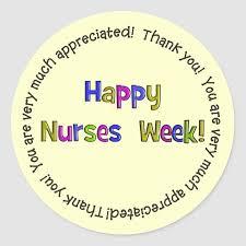 happy nurses week gifts clic round