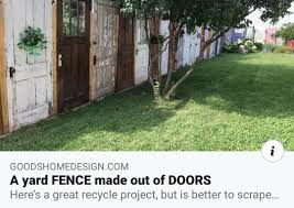 Real Fake Fence Realfakedoors