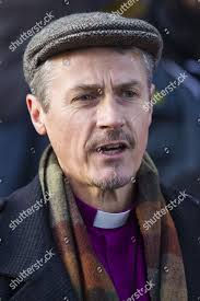 Bishop Stepney Rt Revd Adrian Newman pictured Editorial Stock Photo - Stock  Image | Shutterstock