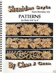 leather carving patterns browse patterns