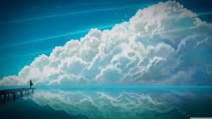 Anime Sky Wallpapers Top Free Anime Sky Backgrounds